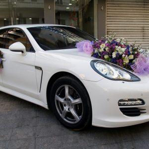 Thuê xe Porsche Panamera 4S