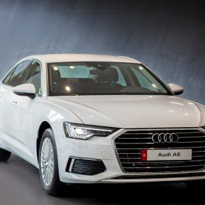 Thuê xe cưới Audi A6 sang trọng